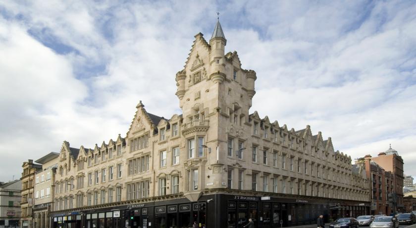 Фотография отеля Fraser Suites Glasgow