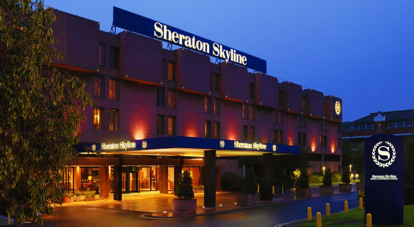 Фотография отеля Sheraton Skyline Hotel London Heathrow