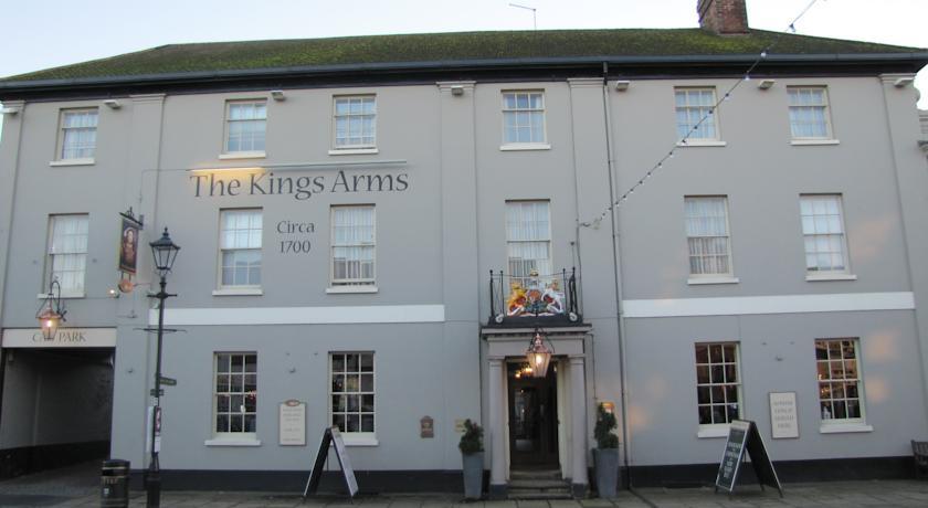 Фотография отеля Kings Arms Hotel