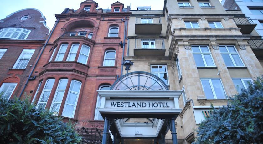 Фотография отеля Westland Hotel