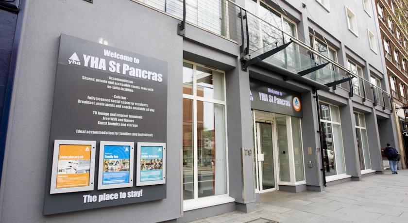 Фотография отеля YHA London St Pancras