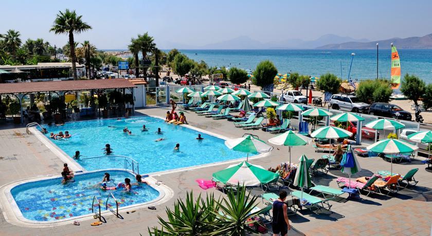 Фотография отеля Akti Dimis Hotel