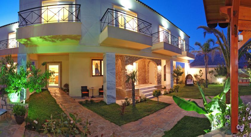 Частный дом в остров Ставрос