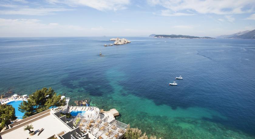 Фотография отеля Hotel Dubrovnik Palace