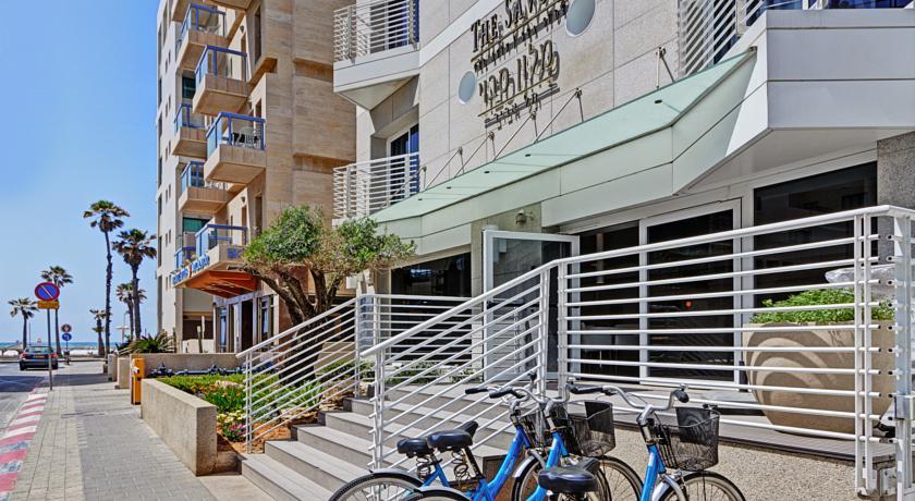 Отель Savoy Sea Side Hotel Тель Авив Цены фото отзывы