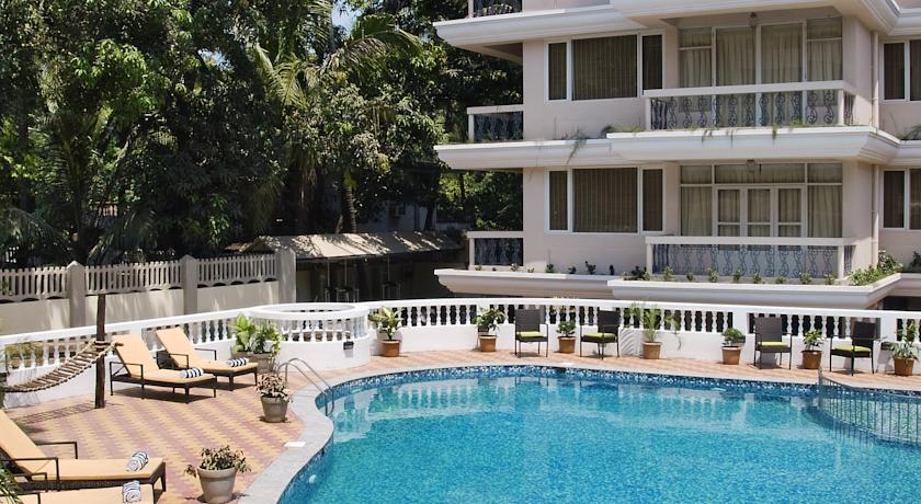 Фото и описание отеля ocean palms 4