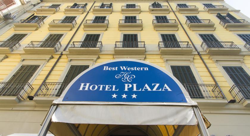 Фотография отеля Best Western Hotel Plaza