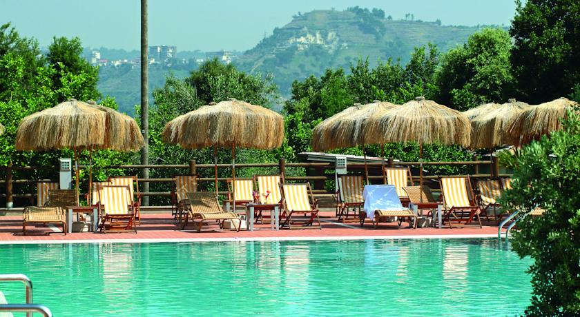 Фотография отеля Montespina Park Hotel