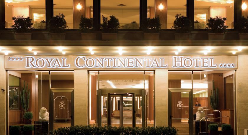 Фотография отеля Hotel Royal Continental