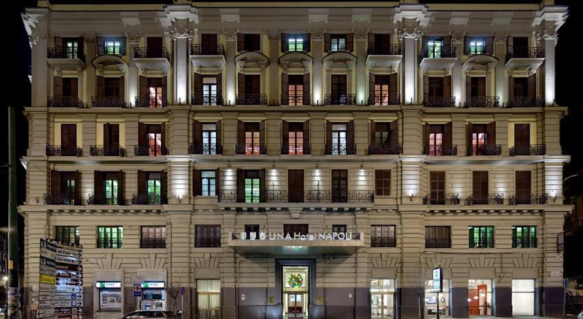 Фотография отеля UNA Hotel Napoli