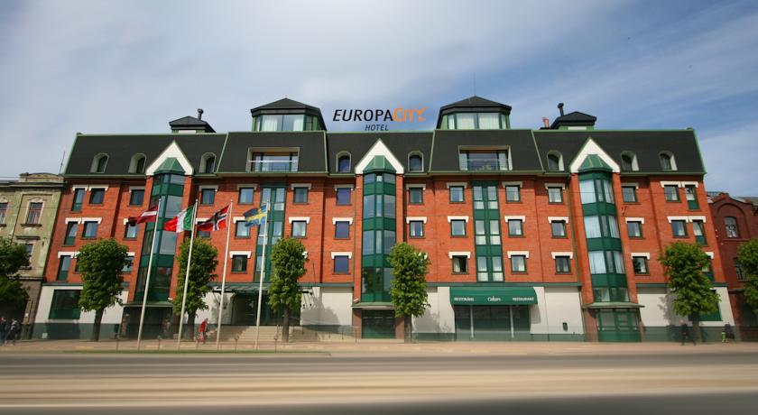 Фотография отеля Europa City Amrita Hotel