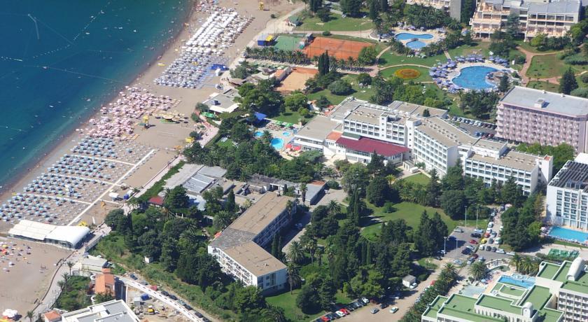 Фотография отеля Hotel Montenegro
