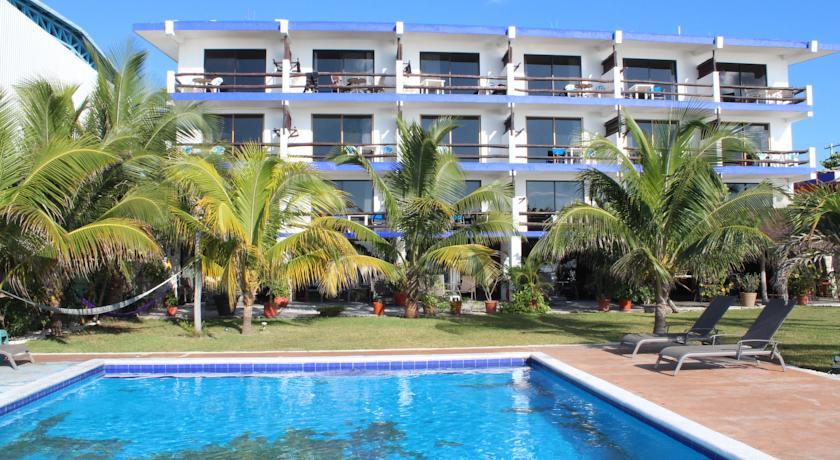 Фотография отеля Blue Angel Resort