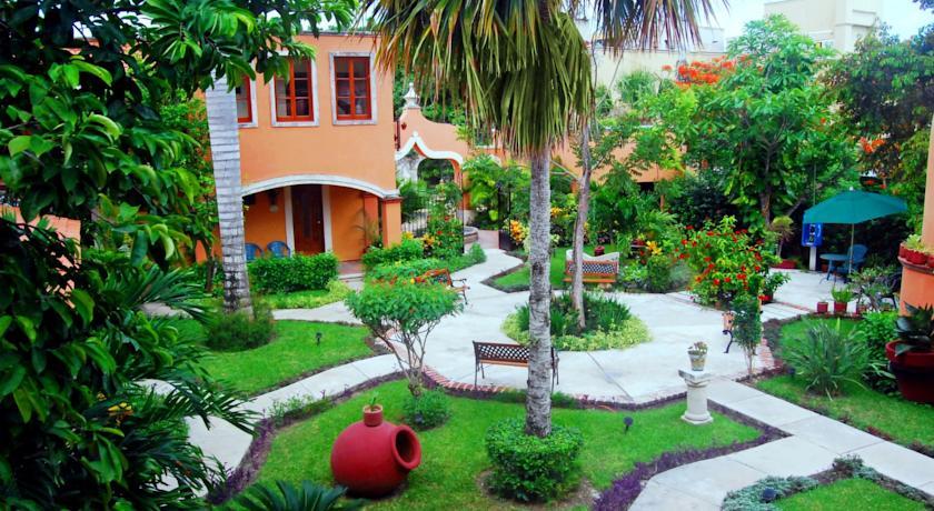 Фотография отеля Hacienda San Miguel Hotel & Suites