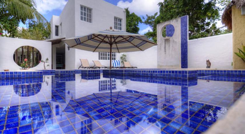 Фотография отеля Villa Escondida B&B