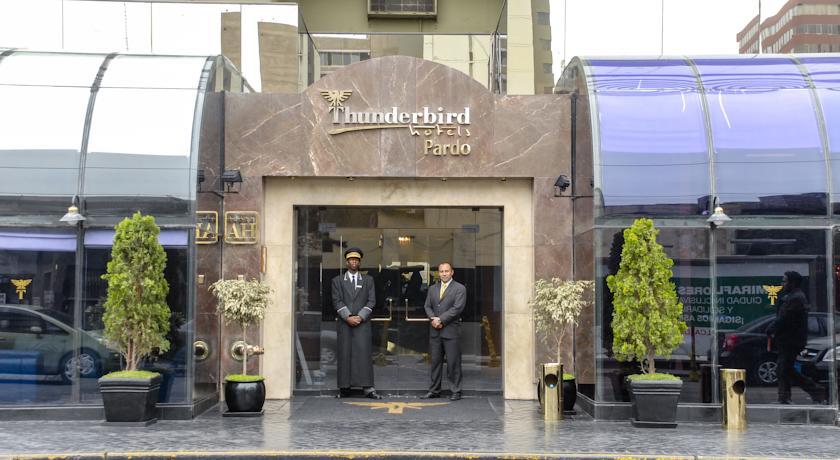 Фотография отеля Thunderbird Hotel J.Pardo