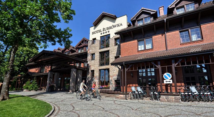 Фотография отеля Best Western Hotel Żubrówka