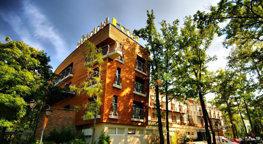 Фотография отеля Hotel Moscicki Resort & Conference