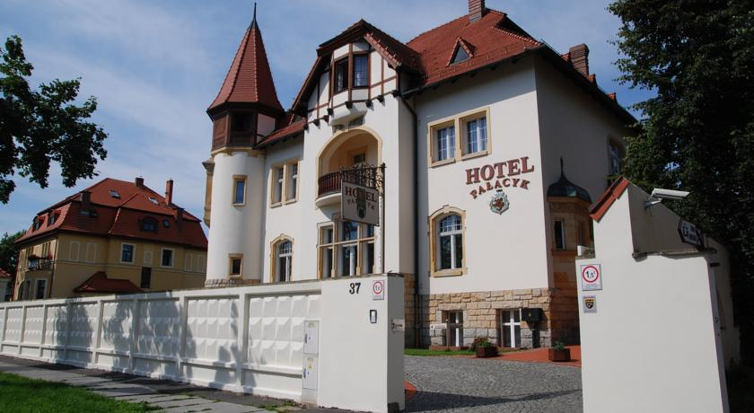 Фотография отеля Hotel Pałacyk