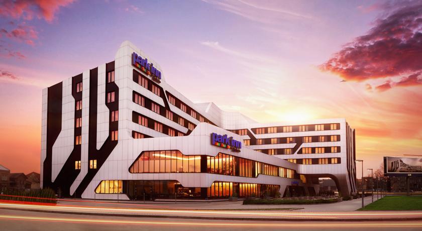 Фотография отеля Park Inn by Radisson Krakow