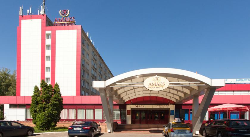 Фотография отеля Amaks Park Hotel