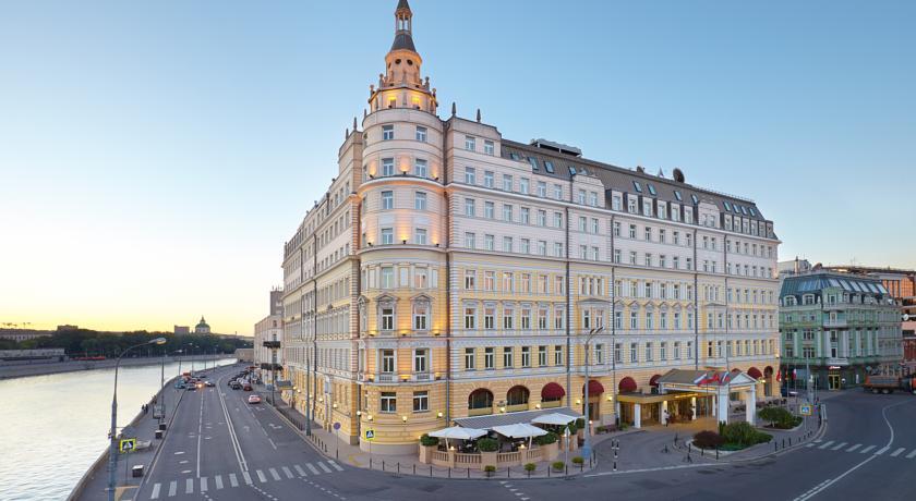 Фотография отеля Hotel Baltschug Kempinski Moscow