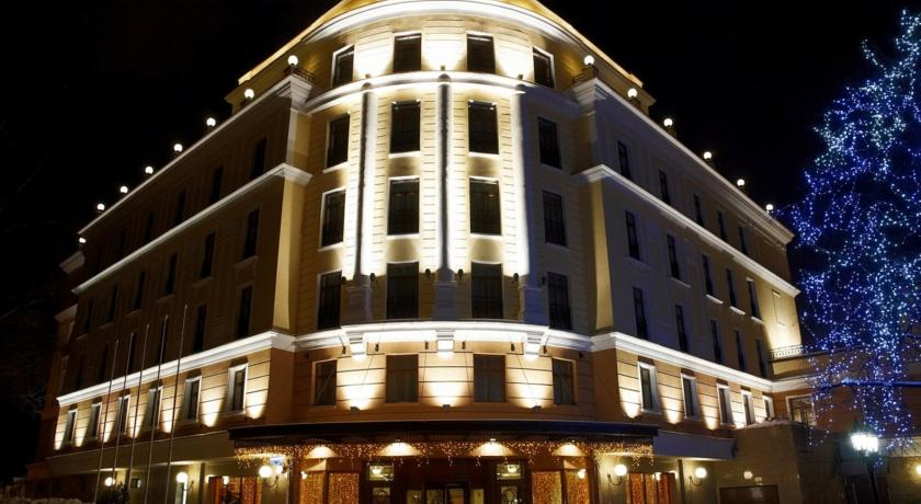 Фотография отеля Hotel Garden Ring