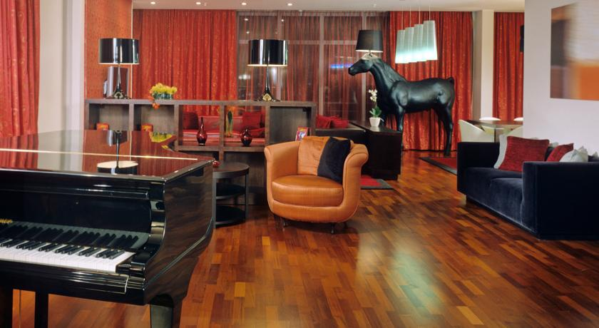 Фотография отеля Mamaison All-Suites Spa Hotel Pokrovka