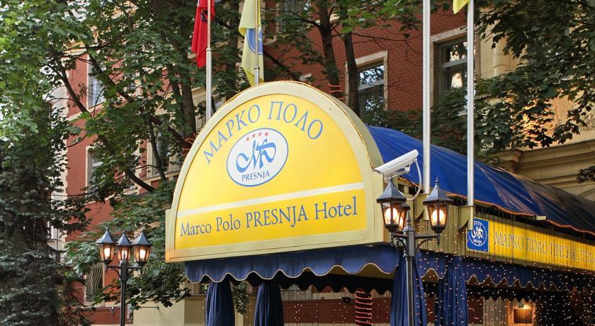Фотография отеля Marco Polo Presnja Hotel