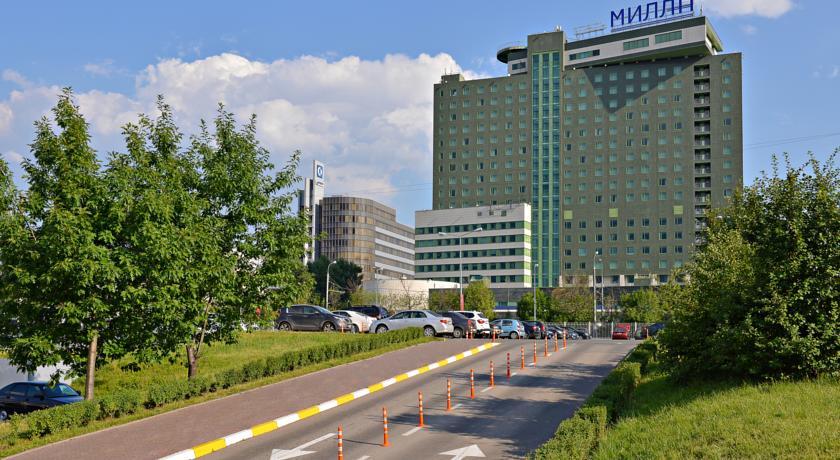 Фотография отеля Milan Hotel Moscow