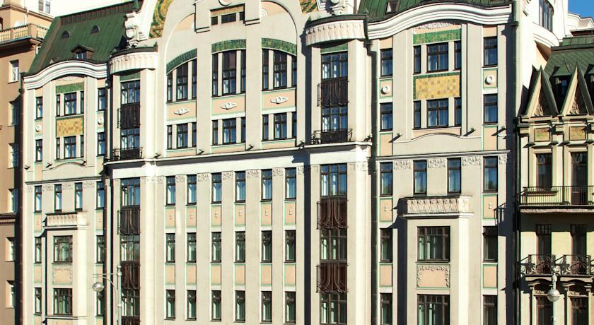 Фотография отеля Moscow Marriott Tverskaya Hotel