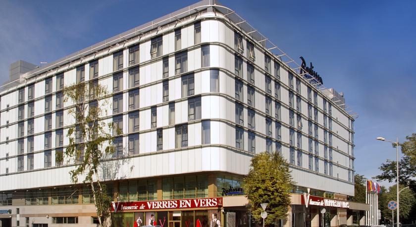 Фотография отеля Radisson Blu Hotel Kaliningrad