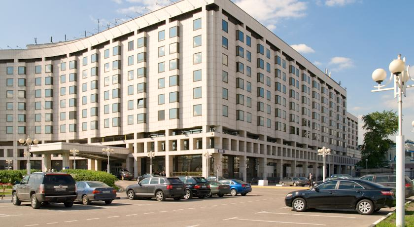 Фотография отеля Radisson Slavyanskaya Hotel & Business Center