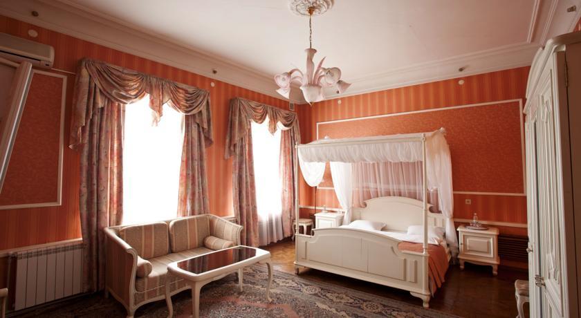 Фотография отеля Sergievskaya Hotel