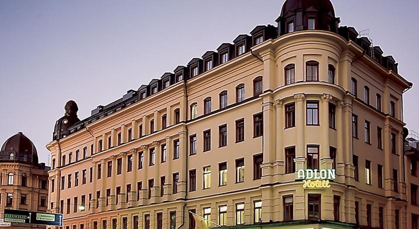 Фотография отеля Adlon Hotell