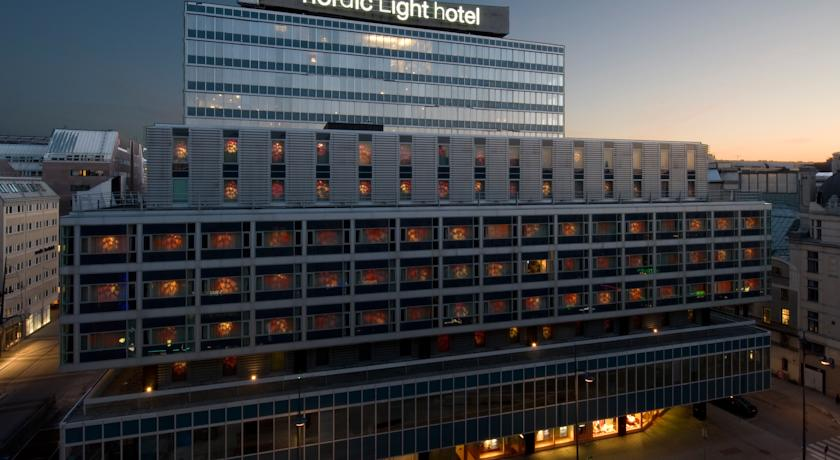 Фотография отеля Nordic Light Hotel