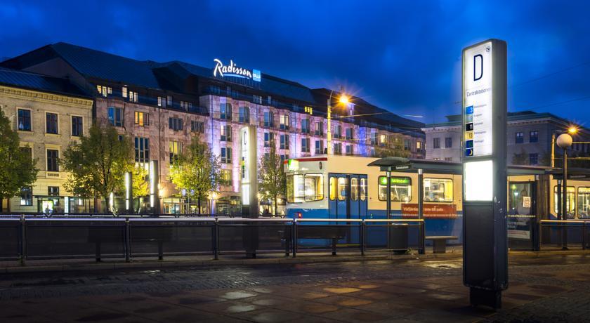 radisson blu göteborg centralstationen