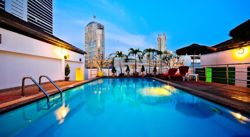 Фотография отеля Admiral Suites Bangkok