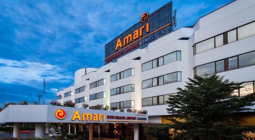 Фотография отеля Amari Don Muang Airport
