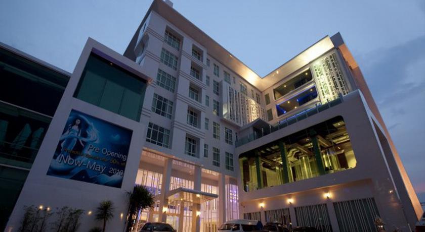โรงแรม กลาเซียร์ ขอนแก่น