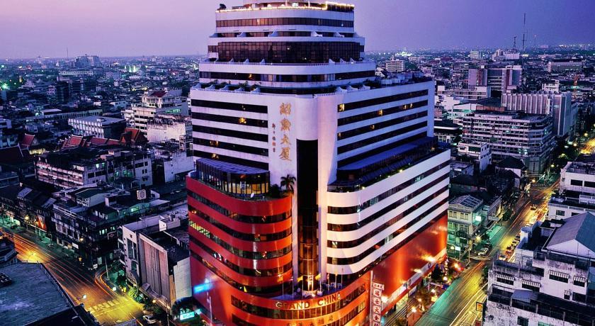 Фотография отеля Grand China Hotel
