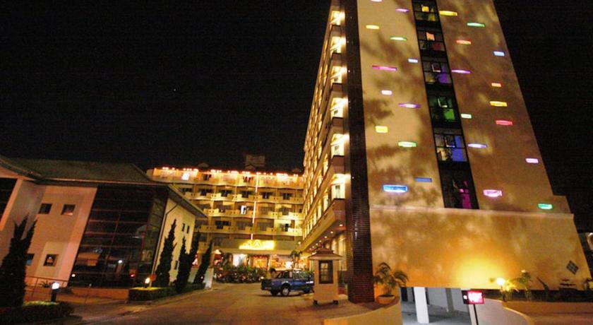 Фото отеля , ja villa pattaya 3*, центральная паттайя, таиланд