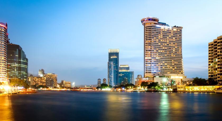 Фотография отеля Millennium Hilton Bangkok