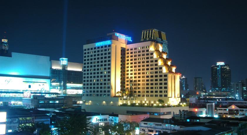 Фотография отеля Novotel Bangkok on Siam Square