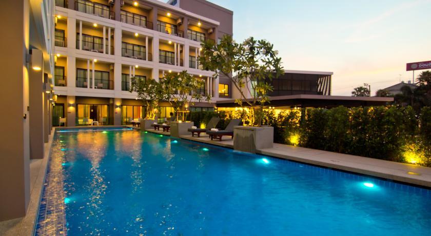 Фотография отеля Trio Hotel Pattaya