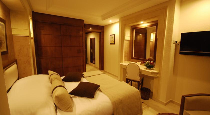 Отель hotel telemaque beach spa all inclusive Хумт Сук Цены