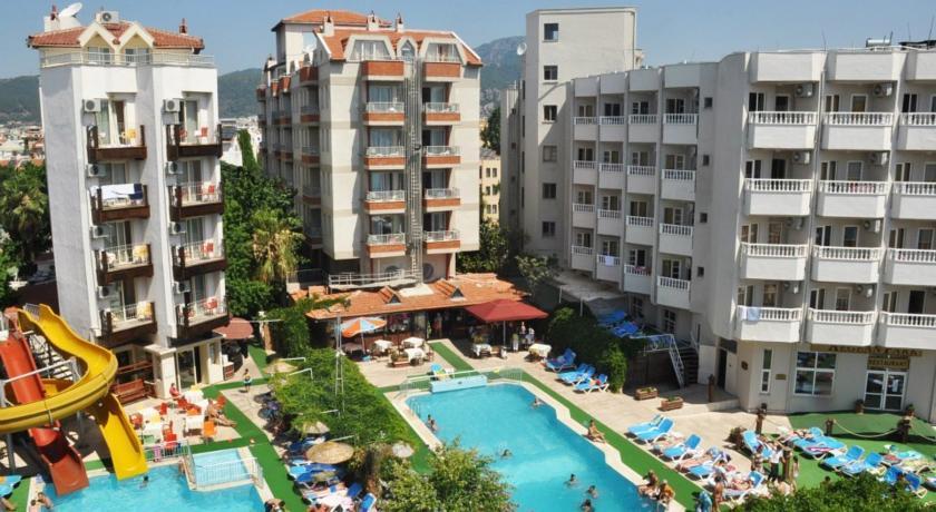 Фотография отеля Aegean Park Hotel