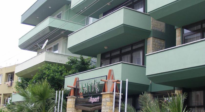 Фотография отеля Antik Apart & Hotel
