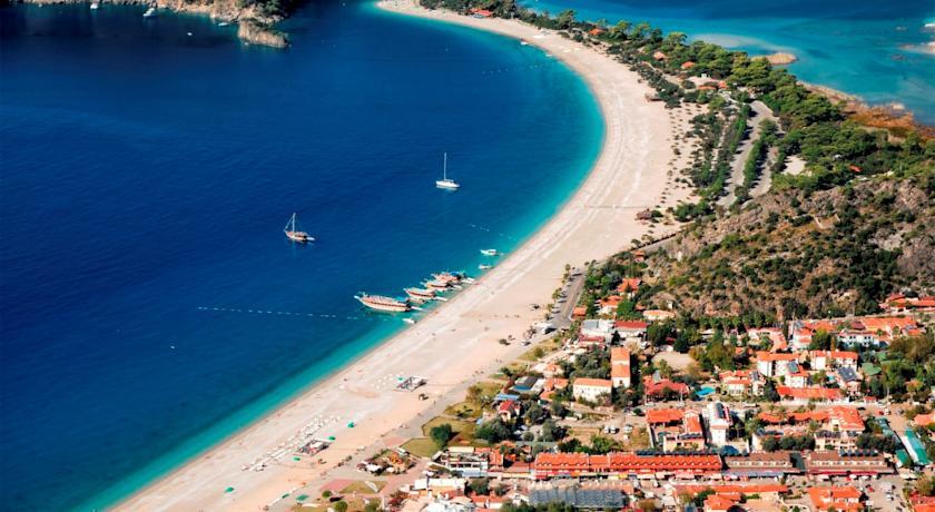 Фотография отеля Belcekiz Beach Hotel