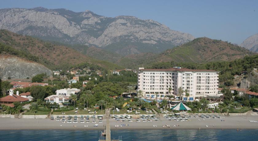 Фотография отеля Elize Beach Resort